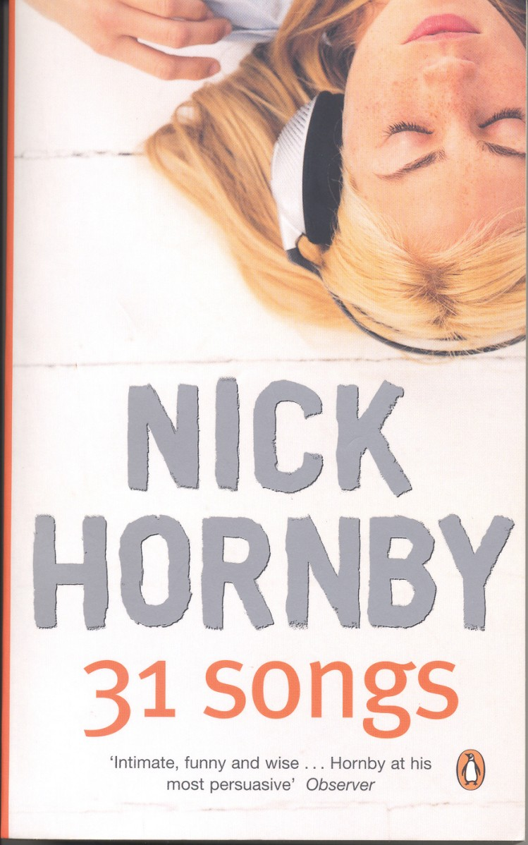 nick hornby music essay Back in 2003, british author nick hornby sang the praises of the ben folds five tune smoke in the pages of his essay collection, songbook today, he and folds.