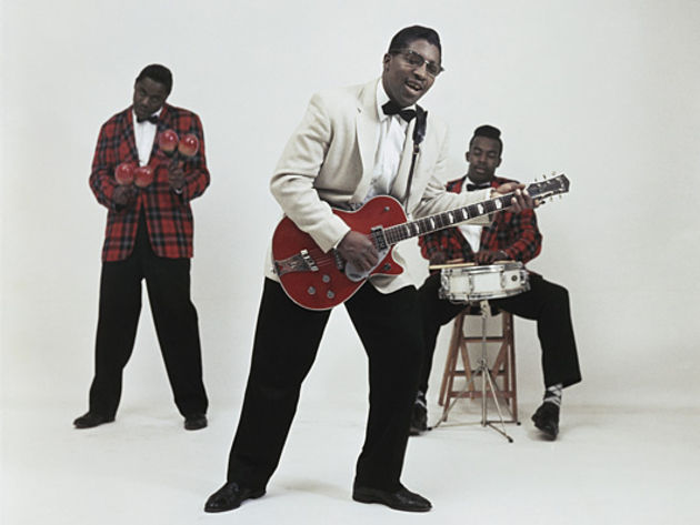 Bo Diddley-
