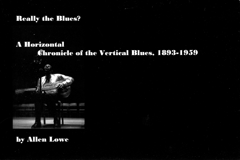 Really the Blues_Allen Lowe