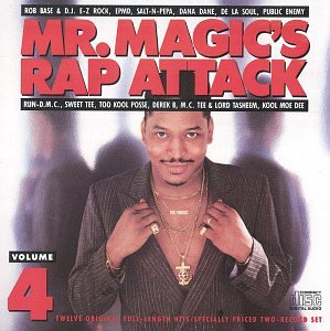 Mr Magic's rap attac. vol 4