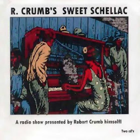 robert crumb sweet shellac