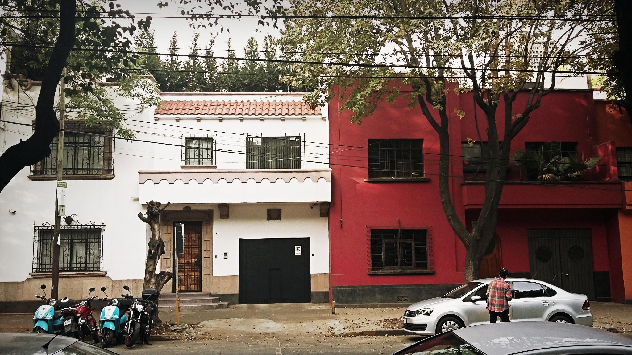 Casas Av. Michoacán